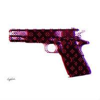 キャンバス 727×530×D20mm 【 LV HAND GUN 】