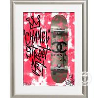 A4 ポスターフレームセット 【STREET #td29】
