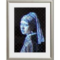 A4 ポスターフレームセット  【Vermeer ART #sh03】