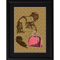 A4 ポスターフレームセット  【Schiele ART #sh02】