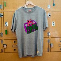 コンパルくんTシャツ(グレー)