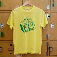 コンパルくんTシャツ(イエロー・キッズ)