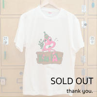 コンパルくんTシャツ(ホワイト)