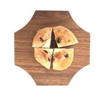 【若い衆シリーズ】 カッティングボード walnut  限定1個  平塚剛史