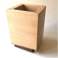 木の壺NO.9 限定1個 亀井敏裕