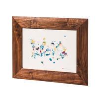 A3 frame      【walnut】