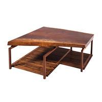 【一枚板シリーズ】 center table-04