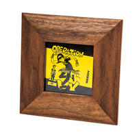 cd frame      【walnut】
