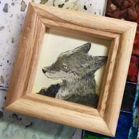『狼の青年』