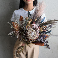 botanical bouquet boutonniere set