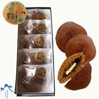 加賀棒茶ドラ焼き 5個セット ~小松産大麦使用~