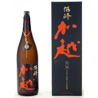 酒峰加越 黒ノ滴(1.8L)