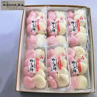 加賀の丸餅【紅白】6袋(48個入)