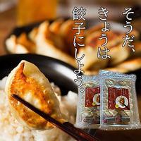 餃子専門店ぽうの餃子(真空冷凍パック) 12個入り × 2袋