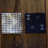 手紡ぎコースター 小 / 工房ゆみはま G015