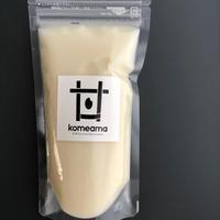 【お試しサイズ】komeama[こめあま]生米麹甘酒・プレーン 700g