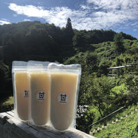 雑誌CREA掲載商品:プレーン・komeama 生米麹甘酒 250g×3