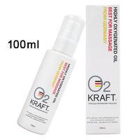 【O2 KRAFT】高濃度酸素マッサージオイル  100ml