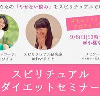 【動画セミナー】スピリチュアルダイエットセミナー
