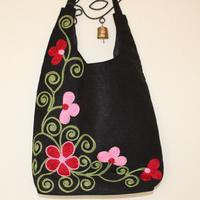 刺繍バック  [ベトナム]