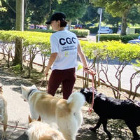 DOGSPIRIT限定チャリティT 〜for Rescued Dogs〜