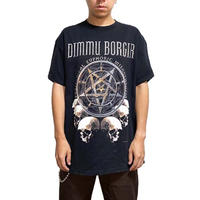 【USED】00'S DIMMU BORGIR T-SHIRT