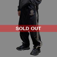 【USED】90'S VERSACE NYLON TRACK PANTS