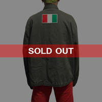 【USED】POLO BY RALPH LAUREN DRIZZLER JACKET WITH ITALY BADGE