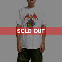 【USED】90'S DEVIL MAN T-SHIRT MADE IN USA