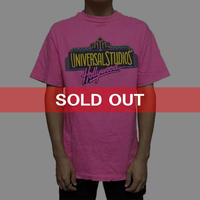 【USED】90S UNIVERSAL STUDIOS HOLLYWOOD T-SHIRT
