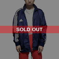 【USED】90'S ADIDAS NYLON TRACK JACKET