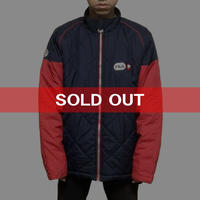 【USED】90'S FILA  QUILTING JACKET