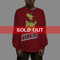 【USED】POKEMON SWEATSHIRT