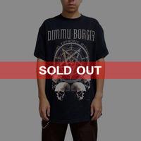 【USED】00'S DIMMU BORGIR T-SHIRT