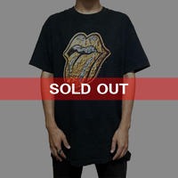 "【USED】90'S ROLLING STONES ""BRIDGES TO BABYLON"" TOUR T-SHIRT"