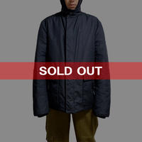 【USED】00'S MIU MIU DOWN JACKET with QUICK RELEASE BUCKLE