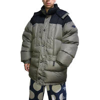 【USED】00'S COLUMBIA OVER SIZED DOWN JACKET