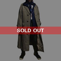 【USED】POLO BY RALPH LAUREN SUPER LONG WOOL COAT