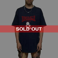 【UESD】90'S  LONSDALE T-SHIRT MADE IN ENGLAND