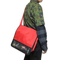 【USED】90'S W&LT HOLOGRAM SHOULDER BAG