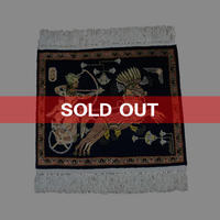 【USED】VINATGE EGYPTIAN CARPET