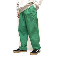 【USED】90'S POLO BY RALPH LAUREN 2TAC TROUSERS GREEN