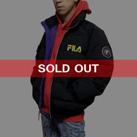 【USED】90'S FILA DOWN JACKET