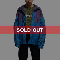 【USED】90'S  COLUMBIA NYLON JACKET