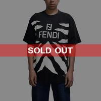【USED】90'S FENDI T-SHIRT
