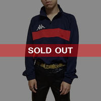 【USED】90'S KAPPA TRACK PULL-OVER