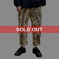 【USED】00'S ROKX TIEDYE CLIMBING PANTS
