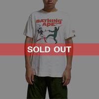 【USED】90'S A BATHING APE T-SHIRT