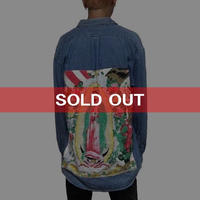"""【USED】90'S RALPH LAUREN SHIRT """"OUR LADY OF GUADALUPE"""""""