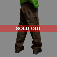 【USED】90'S QUIKSILVER BUGGY WORK PANTS